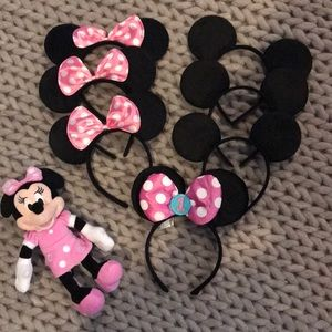 Other - Mickey and Minnie Mouse Ears